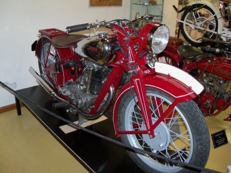 Muzeum motocyklů Vransko